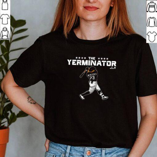 Yermin Mercedes The Yerminator 73 shirt