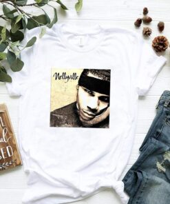 Derrty Entertainment Nellyville Album By Nelly T shirt 8