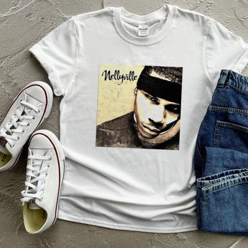 Derrty Entertainment Nellyville Album By Nelly T shirt 7