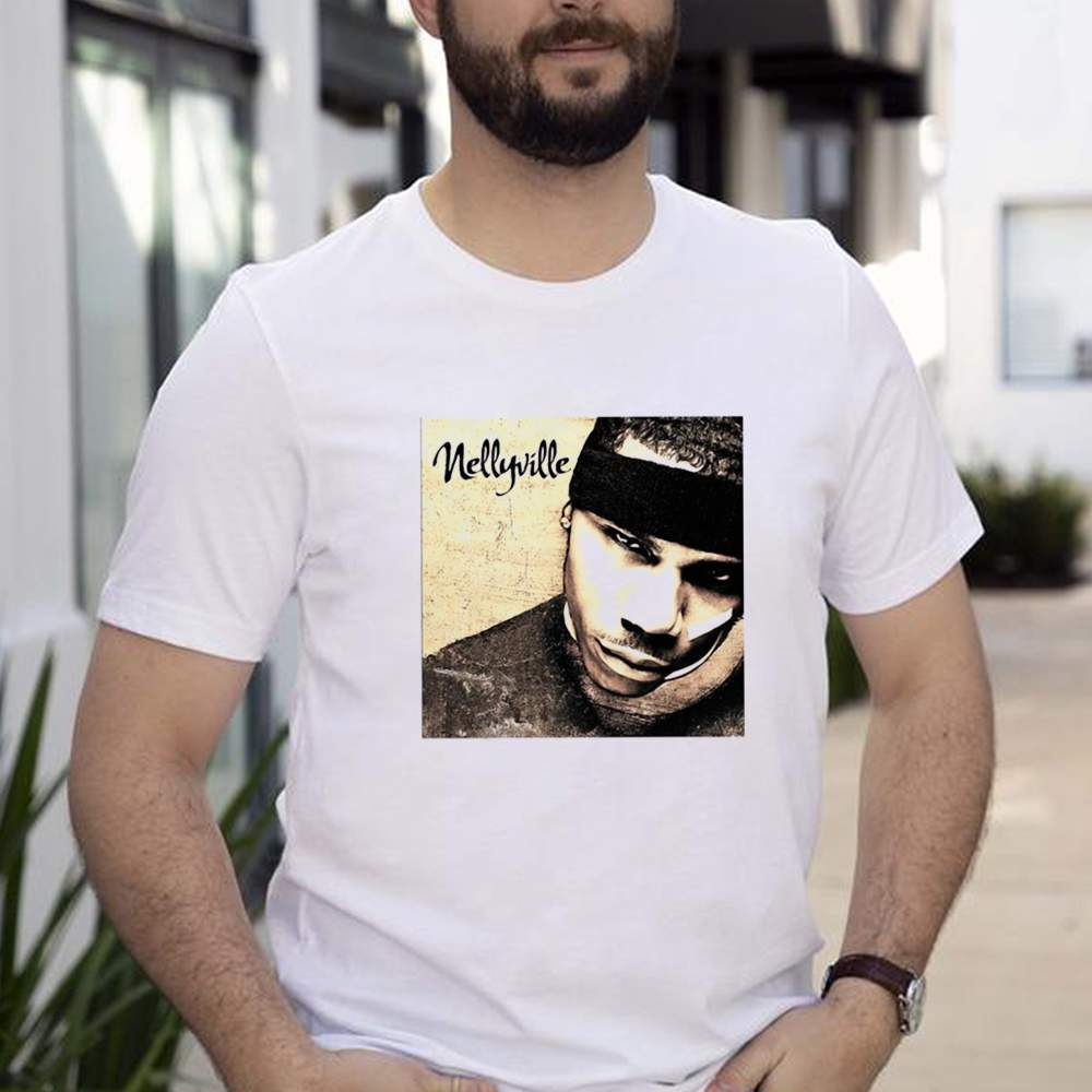 Derrty Entertainment Nellyville Album By Nelly T shirt 14
