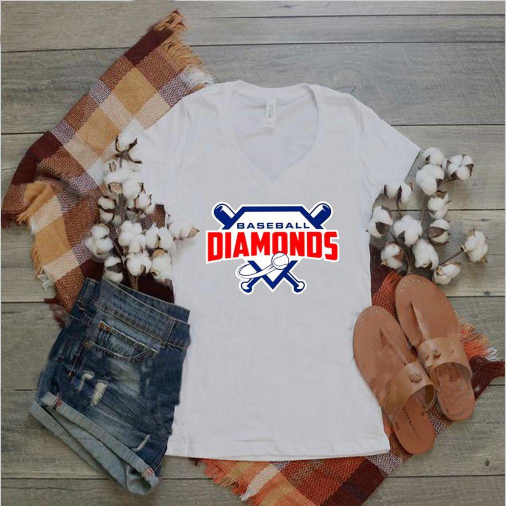 Baseball Diamonds T Shirt