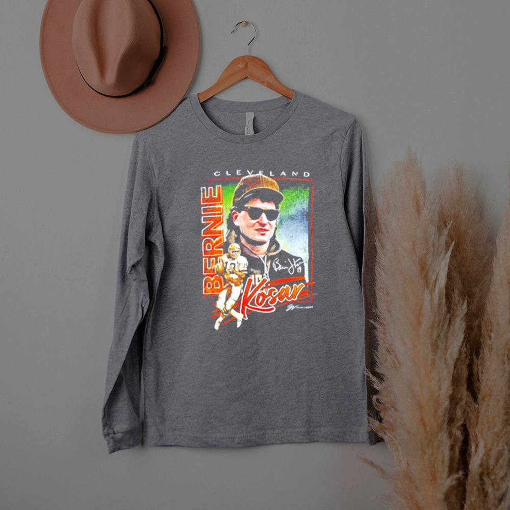 Bernie Kosar Too Cool Vintage shirt