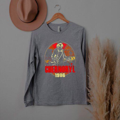 Chernobyl 2986 shirt