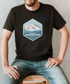Denali National Park Alaska USA est 1917 shirt