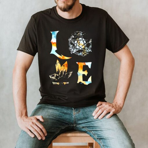 Love Witch Watercolor Shirt