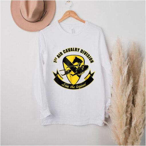 1st Air Cavalry Division T-Shirts