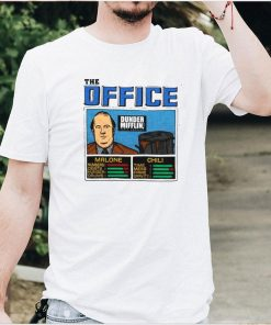 Aaron Rodgers The Office Jam Kevin and Chili shirt
