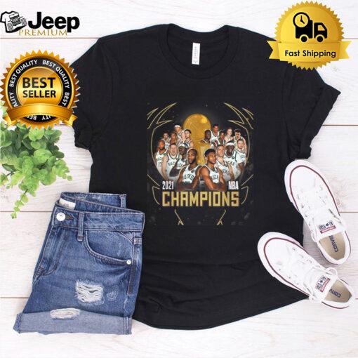 B.ucks Champion 2021 Vintage First 50 Years T-Shirt