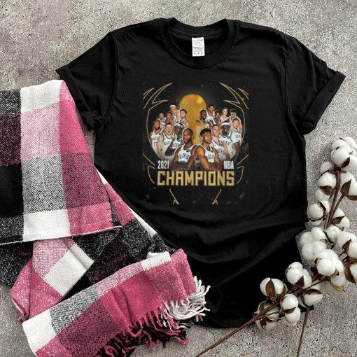 B.ucks Champion 2021 Vintage First 50 Years T Shirt