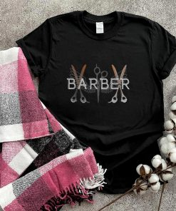 Barber With Wings T Shirt