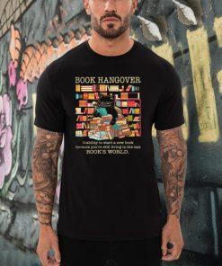 Black Cat Book hangover books world shirt