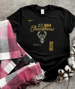 Bucks Championship 2021 T Shirt