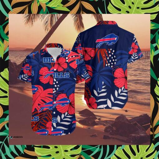 Buffalo Bills Nfl Sports Football Logo Cool Hawaii Shirt