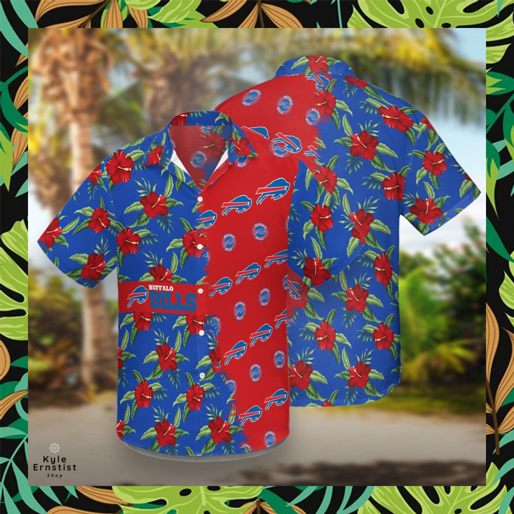 Buffalo Bills Nfl Sports Logo Football Cool Hawaii Shirt