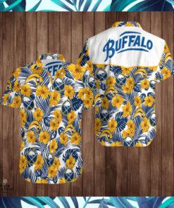 Buffalo Sabres Logo Nhl Hockey Sports Cool Hawaii Shirt