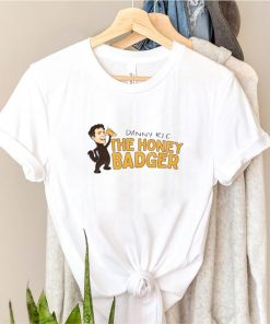 Danny Ric the honey badger shirt