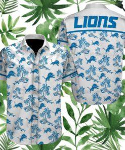Detroit Lions NFL Hawaiian Shirts 11