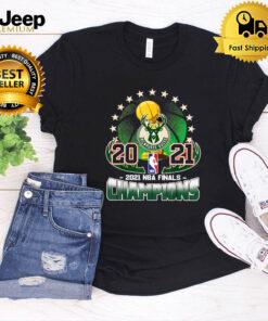 Milwaukee Bucks NBA Finals Champions 2021 Shirt