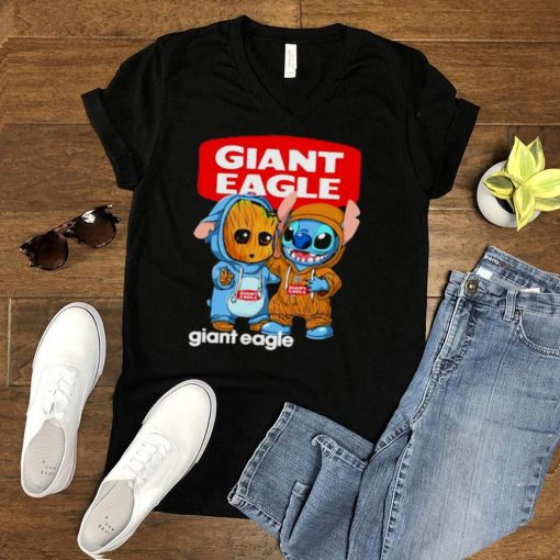 Giant Eagle Stick And The War Shirt