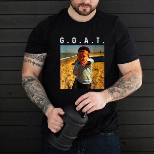 Goat Mma Hasbullas Fighting Meme T-Shirt