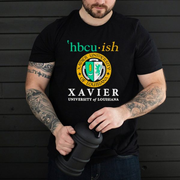 Hbcu ish xavier university of louisiana shirt