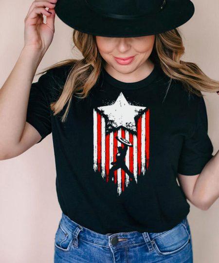 Marvel Avengers Captain America Shirt