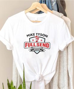 Mike Tyson x Full Send official shirt
