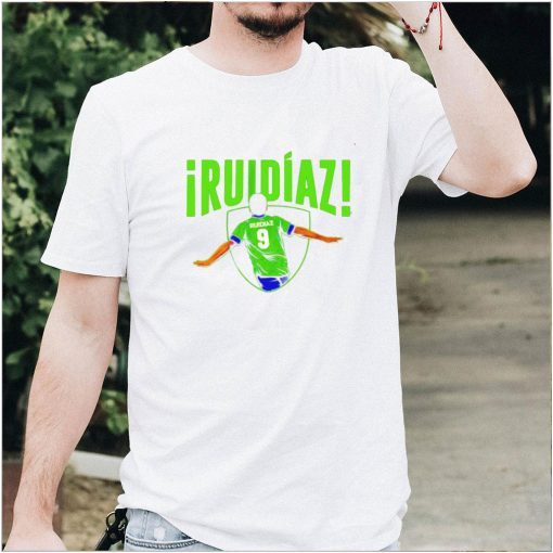 Raul Ruidiaz From Distance shirt