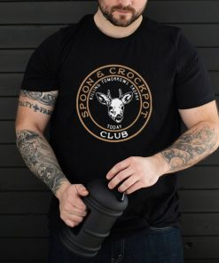 Spoon And Crockpot Club shirt