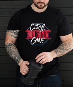 UFC Ciryl Gane Bon Gamin shirt