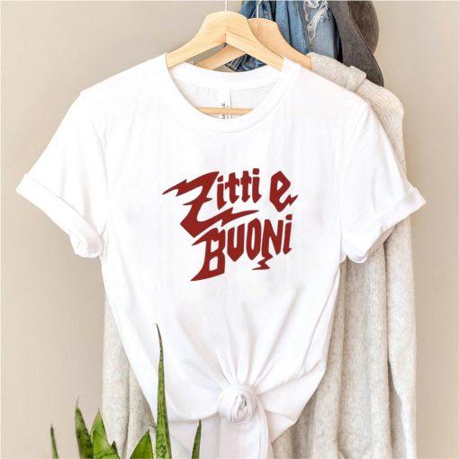 Zitti E Buoni shirt
