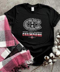 2021 north division champions monc logo shirt