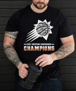 2021 western conference champions booker shirt