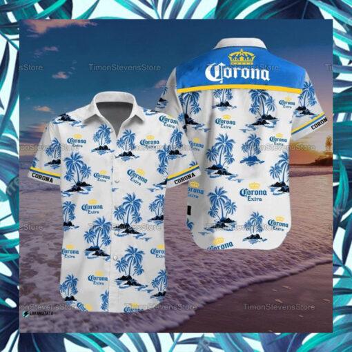 Corona Beer Drink Bar Club Party Hawaii Shirt