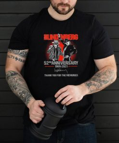 52nd Anniversary Of The Udo Lindenberg 1969 2021 Signature Thank You For The Memories shirt