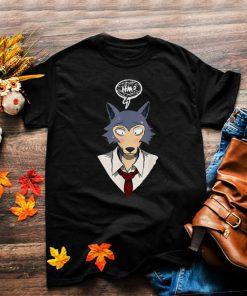 Beastars Legosi The Wolf Anime Essential T shirt
