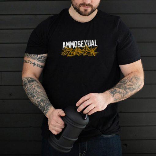Best official Ammosexual T Shirt