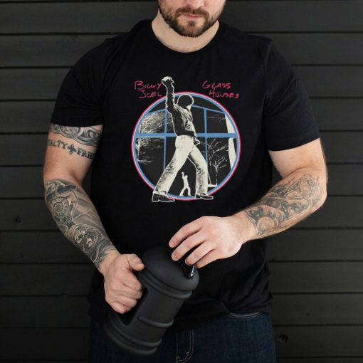 Billy Joel Glass Houses Album T shirt