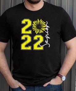 Class of 2022 Sunflower Seniors Graduation 2022 T Shirt