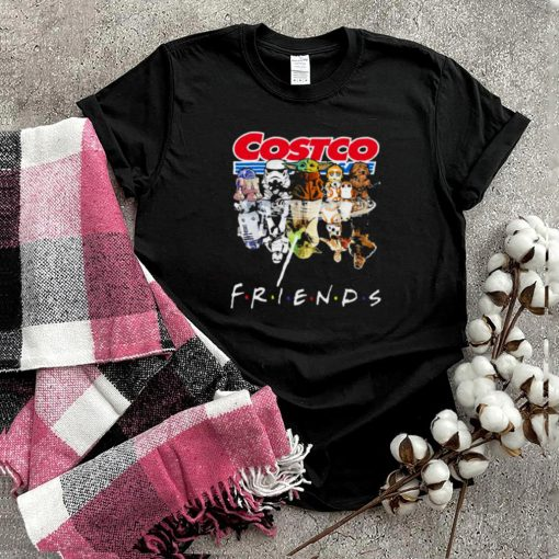 Costco friends star wars yoda shirt