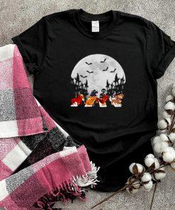 Dachshund Abbey Road Halloween shirt