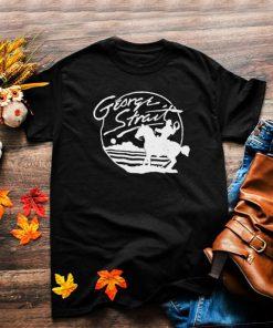 Damn Strait Love Music Vintage George Arts Strait T Shirt