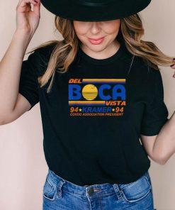Del Boca Vista Retirement Community Funny Novelty Design T Shirt