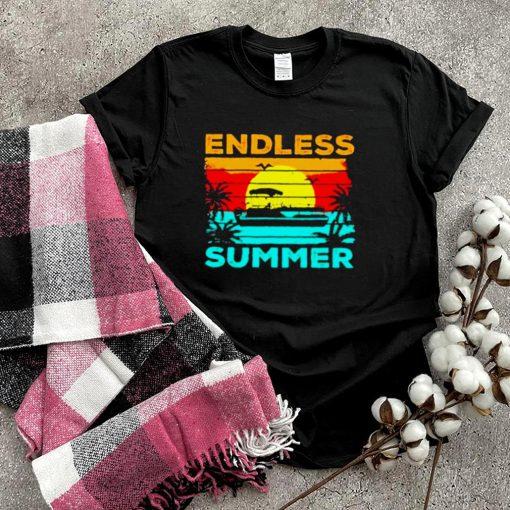Endless Summer Boating Vintage Shirt