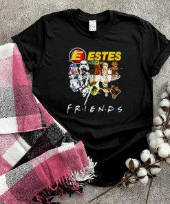 Estes friends star wars yoda shirt