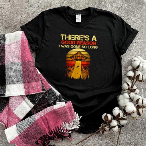 Fishing UFO Alien Abduction Fisherman T Shirt