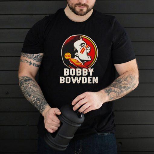 Florida State Seminoles bobby bowden shirt