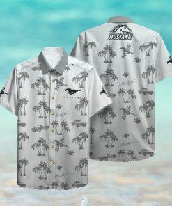 Ford Mustang Hawaii Hawaiian Shirt Fashion Tourism For Men, Women Shirt