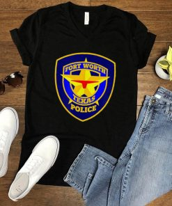 Fort Worth Police Department T Shirt