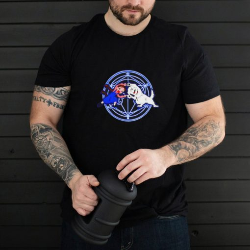 Fullmetal alchemist fusion shirt